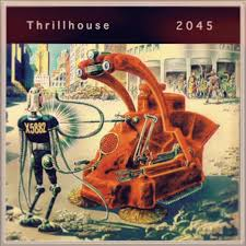 Brighton chaps Thrillhouse return with new single, 2045. • WithGuitars