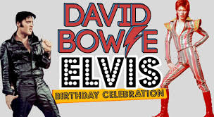 Elvis & Bowie Birthday Party | The Southern Cafe & Music Hall